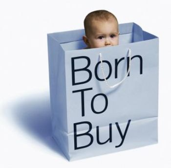 cover image, Born to Buy, @issue, 8/22/4